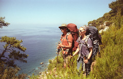 2016-05-09_00002.jpg (pfedorov) Tags: turkey thelycianway lycianway turkeyonfilm onfilm film canoneos3 eos3 kodak backpack backpacker backpacking nature adventure camping camp
