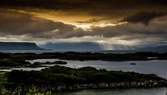 Small Isles from Arisaig (Peter Quinn1) Tags: arisaig lochaber eigg rhum smallisles skye