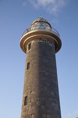 Esperando la noche. Faro de Punta Janda. (www.rojoverdeyazul.es) Tags: fuerteventura islas canarias canary islands punta janda autor lvaro bueno faro lighthouse