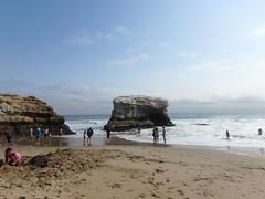 beach, santa cruz (pandeesh89) Tags: santacruz beaches nature beauty weeken d sf trips local visits attractions water rocks mounts 2016 canon 5dmark3