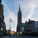 John's Lane Church Daytime Cityscape Blue Sky Dublin Ireland