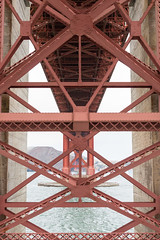 Under the Bridge (Salvaging Euphoria) Tags: sanfrancisco goldengatebridge