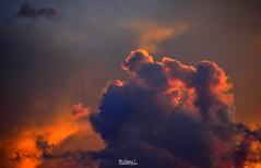 ((Facebook)) Tags: ciel nuage lumiere sky cloud light golden hour