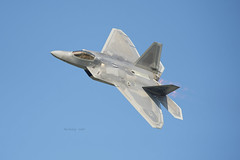 F-22 RAPTOR - 08a (AIR BUS) Tags: airshowlondon2016 jetfighters jets planes alexborbely military f22raptor d4