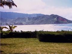 Views of Hanalei Bay - c1983 (4) (kimstrezz) Tags: 1983 familytriptohawaiic1983 hanaleibay kauai