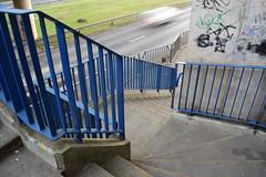 DSC_0160 (damianksiek) Tags: geometric stairs viaduct szczecin damianksiek poland polska street city graffity urban industrial