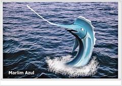 marlin (Ciranda Cirandinha Artesanato) Tags: pneus reciclagem tires recycled marlim peixe espada espadarte