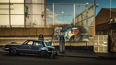 Join the Quest (Slimdaz) Tags: k30 warnerbros stevenspielberg movieset chrysler darren birmingham 1855mm pentaxda50135mm outside readyplayerone car darrensmithimages slimdaz pentax darrensmith transport