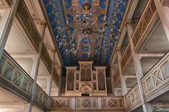 Kirche in Friedrichswerth (sirona27) Tags: kirche friedrichswerth evangelisch neogotisch gustavadolfdorfkirche orgel malerei kronleuchter chor bauwerk gebude