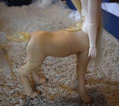 Grump Satyr (AjiFox) Tags: bjd luts satyr hazel normal skin brown centaur