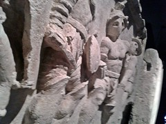 Chieti Gladiator Relief (oomegamann) Tags: chieti gladiator gladiador gladiateur murmillo thraex hoplomachus
