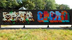 Graffiti Couwenhoek (oerendhard1) Tags: graffiti streetart urban art rotterdam couwenhoek meanr stern