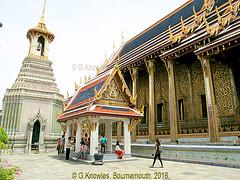 The Grand Palace, Na Phra Lan road, Phra Nakhon District, Bangkok, Thailand. (samurai2565) Tags: bangkok thailand skytrain citypillarshrine ministryofdefence saranrompalace ministryoftheinterior mahachairoad rattanakosinisland watpho lohaprasatwatratchanadda royalpavilionmahajetsadabadin democracymonument mahakanfort phrasumenfort ratchadamnoenroad phranakhondistrict ministryofforeignaffairs khaosanroad