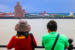 BRYAN_20160628_IMG_8510 (stephenbryan825) Tags: liverpool pierhead couple green orientals red selects tourists