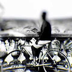 #BIKE2MARE #San Benedetto del Tronto IMG_5997 - panorama bn - quad bike2_ Viabici resizeA (Viabici(c) di St.Renzi) Tags: viabici bike2 bicicletta bici bike bicycle cykel fahrrad street city mono bw italia san benedetto del tronto