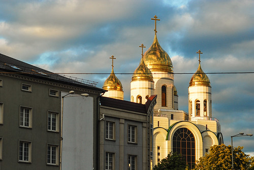 Cathedral of Christ the Saviour in Kaliningrad