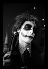 portrait joker batman ('^_^ Damail Nobre ^_^') Tags: portrait blackandwhite bw favorite cinema black france art darkroom canon movie french geotagged fun photography photo blackwhite reflex europe flickr gallery photographie award nb yeux fave passion blanc defense franais boken francais artiste artistique photographe 1635mm favoris damail 5dmarkii francais wwwdamailfr