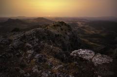 Coros Peak (Kristian Bell) Tags: 3 sunrise canon landscape spain bell mark walk iii peak andalucia vultures kris kristian grazalema coros