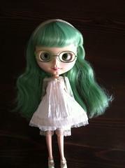 Epi ready for a walk... (Baccarita) Tags: doll things petal blythe chu takara ep enchanted sbl mueca