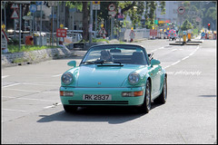 Porsche 911 964 Cabriolet (Bigmuse) Tags: auto china street hk color colour cars car photography hongkong photo automobile 911 voiture motors coche porsche bil carro vehicle motor autos 中国 香港 車 supercar sar supercars cabriolet 964 cotxe 자동차 कार αυτοκίνητο worldcars bigmuse