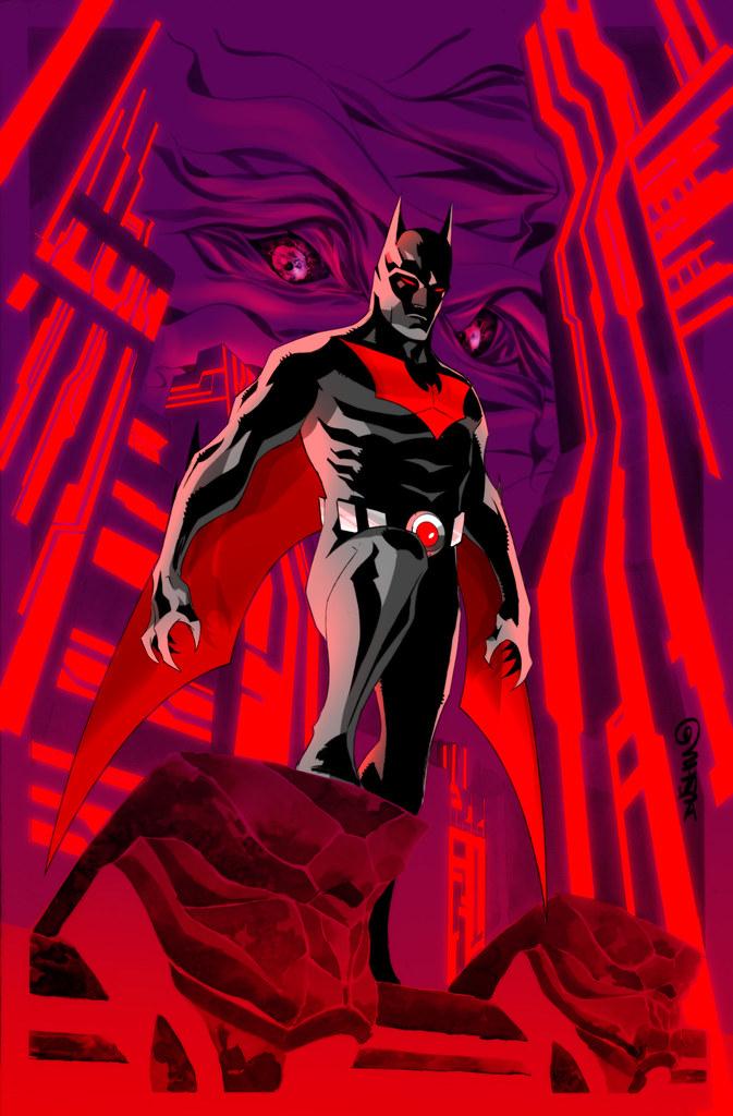 未來蝙蝠俠現身!