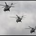 Trio of AgustaWestland Helicopters AW139, AW169, AW189
