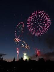 (Simon*N) Tags: travel japan lumix fireworks olympus 日本 風景 omd 日常 m43 em5