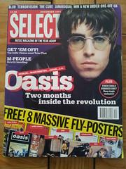 Select magazine, December 1994