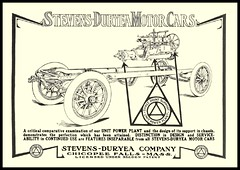 1910  Stevens-Duryea Motor Car Three Point Engine support Chicopee Falls - Mass. (carlylehold) Tags: robert mobile email smartphone tmobile haefner carlylehold solavei haefnerwirelessgmailcom