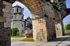 Our Lady of the Immaculate Conception Church of Oslob (Rhannel Alaba) Tags: city our church lady lens photography nikon south philippines cebu lanscape conception immaculate d90 pido alaba oslob 18105mm rhannel