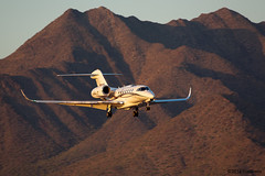 Cessna Citation X 'N926VR' (Tom_Morris Photos) Tags: x cessna citation scottsdaleairport sdl ksdl n926vr model750