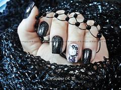 Hello Kitty (Walquiria R.P.) Tags: hellokitty nail nailart unha unhadecorada adesivounha unhabakana adesivounhabakana