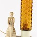 2023. Art Deco Nude Female Lamp