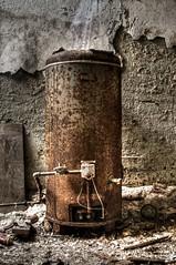Hotwater (Steven B. Weinberg) Tags: nikon gary tamron hdr urbex garyindiana tamron2875 2875 photomatix tonemapping urbanexpoloration d5100 nikond5100