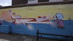 Gary MSK HA (datachump) Tags: uk graffiti brighton artillery gary msk ha heavy