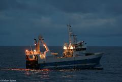 Drangavk VE (Valur Bjrn Lnberg) Tags: ocean canon coast boat iceland fishing ship fishingboat trawler 30d fishingship inspiredbyiceland