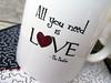 ...because: ALL YOU NEED IS LOVE! (**DASDE Artes!**) Tags: beatles keepcalm mugrug canecadeporcelana tapetedecaneca