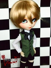 Alois Trancy (kyanko2003) Tags: black butler alois custom isul trancy
