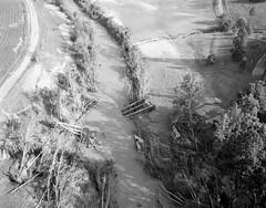 Flood Damage East of Schuyler (The Library of Virginia) Tags: usa flooding flood richmond va damage naturaldisaster hurricanecamille virginiarichmondvausa