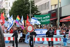 Berlin Al Quds Demo und Gegenprotest 18.08.2012  TR_05220 (Thomas Rossi Rassloff) Tags: berlin demo israel day palestine tag jerusalem east middle osten palstina alquds quds naher konflikt