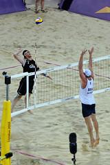 Reckermann im Beachvolleyball-Finale