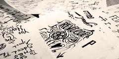 Muchas letras (~ tilde ~) Tags: handlettering caligrafaamano