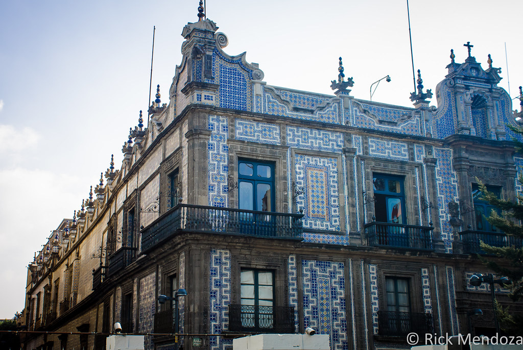 The world 39 s best photos of df and sanborns flickr hive mind for Sanborns azulejos df