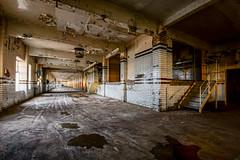 Shop Floor (KopeX) Tags: york decay sony urbandecay yorkshire sigma urbanexploration terrys derelict northyorkshire slt a77 urbex industrialdecay 10mm sigma1020 sigma10mm sonyalpha terrysofyork nathanreynolds kopex terryschocolatefactory sonya77 nreynolds