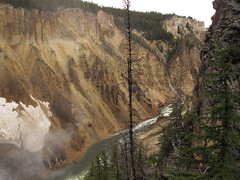 "Why ""Yellowstone"" ? (andbog) Tags: panorama usa nature canon river point landscape nationalpark artist unitedstatesofamerica natura canyon powershot yellowstonenationalpark yellowstone states wyoming paesaggio wy grandcanyonoftheyellowstone compactcamera g12 usnationalpark yellowstonenp canong12"