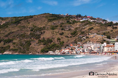 Arraial do Cabo - Rio de Janeiro, RJ (Germano Natalino) Tags: sea praia beach brasil riodejaneiro mar arraialdocabo germano nikond5000 germanonatalino wwwgermanonatalinocom