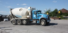 concrete cementmixer cement empire mack cementtruck concretemixer macktruck concretetruck empiretransitmix mixertruck readymixtruck trucknyc