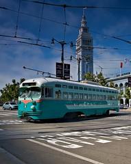 IMG_5366 (Brian K. Leadingham Photography) Tags: sanfrancisco street car museum train market trolley rail railway cable embarcadero streetcar