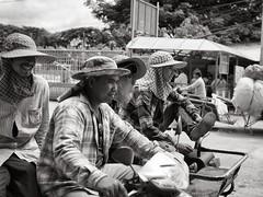 Poipet, The Thailand Border (fra_m88) Tags: portrait man women moto motornike street art sun passion love blackwhite hats sunrise sunset smile city road sky thailand cambodia siem reap poipet traffic landscape