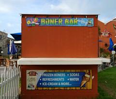 Boner Bar / Frozen Boners (SA_Steve) Tags: sign signage bermuda boner frozenboners cold frozen